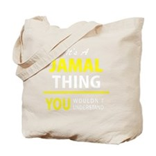 Unique Jamal Tote Bag