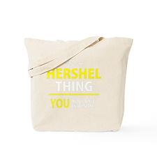 Funny Hershel Tote Bag