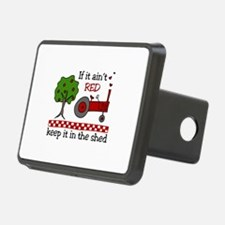 If it aint RED Keep it in the Shed Hitch Cover