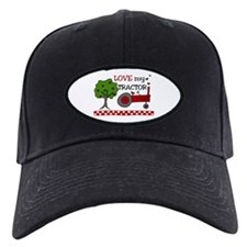 LOVE my TRACTOR Baseball Hat