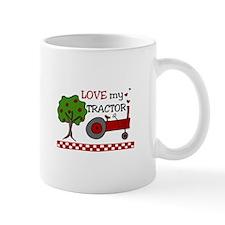 LOVE my TRACTOR Mugs