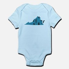 Virginia Home Infant Bodysuit