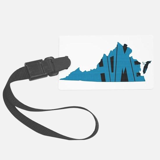 Virginia Home Luggage Tag