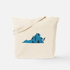Virginia Home Tote Bag