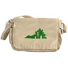Virginia Home Messenger Bag