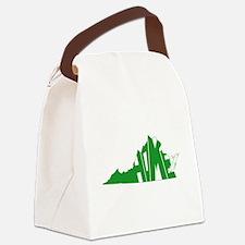 Virginia Home Canvas Lunch Bag