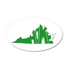 Virginia Home Wall Decal