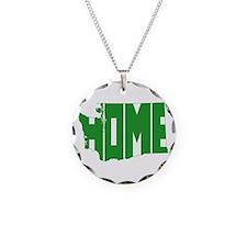 Washington Home Necklace