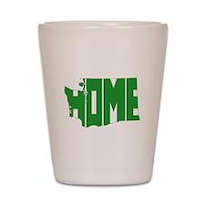 Washington Home Shot Glass