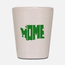 Washington Home Shot Glass
