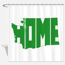 Washington Home Shower Curtain