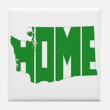 Washington Home Tile Coaster