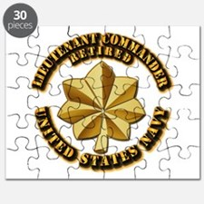 Navy - Lieutenant Commander - O-4 - V1 - Re Puzzle