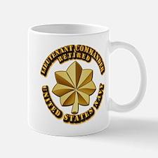 Navy - Lieutenant Commander - O-4 - V1 Mug