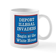 Deport Mug