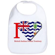 I love British Indian Bib