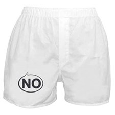 No Boxer Shorts