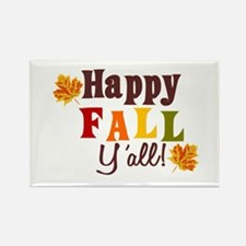 Happy Fall Yall! Magnets