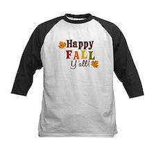 Happy Fall Yall! Baseball Jersey