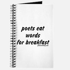 Poets Eat Words Journal