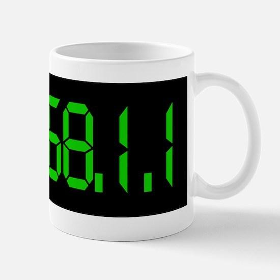 192.168.1.1 Green 2 Mugs