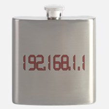 192.168.1.1 Red Flask