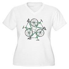 re-cycle Plus Size T-Shirt