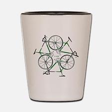 Unique Recycle Shot Glass