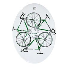 Unique Environmental Ornament (Oval)