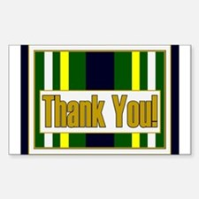Korean Veteran Thank You Decal