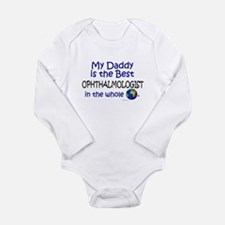 Cute Greatest dad Long Sleeve Infant Bodysuit