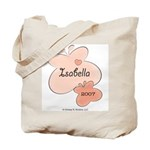 Isabella 2007 Butterflies with Heart Tote Bag