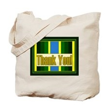 Armed Forces Thank You Tote Bag