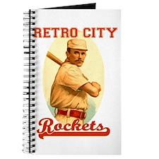 Retro City Rockets 1887 Journal