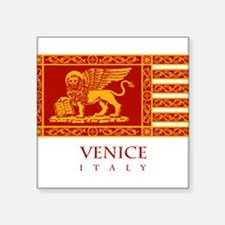 Venice Flag Sticker