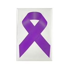 Awareness Ribbon Rectangle Magnet