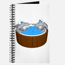 Sharks in a Hot Tub Journal