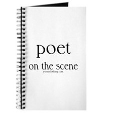 Poet on the Scene Journal