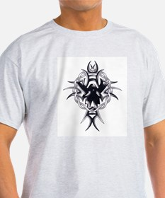 Celtic Cross Tribal Tattoo T-Shirt