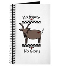 No Goats No Glory Journal