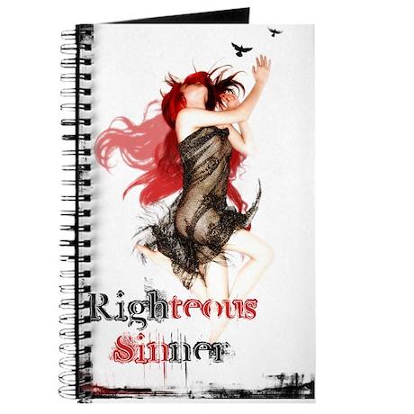 Righteous Sinner Journal