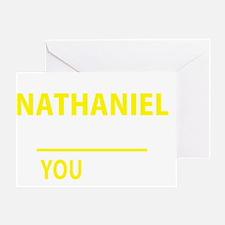 Cute Nathaniel Greeting Card
