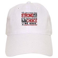 Diabetes How Strong We Are Baseball Cap