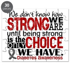 Diabetes How Strong We Are Puzzle