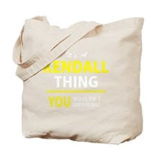 Funny Kendall Tote Bag