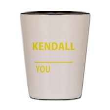 Kendal Shot Glass