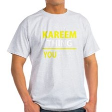 Unique Kareem T-Shirt
