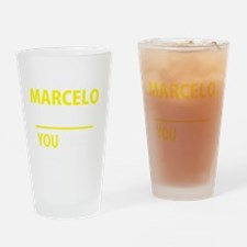 Unique Marcelo Drinking Glass