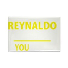 Unique Reynaldo's Rectangle Magnet