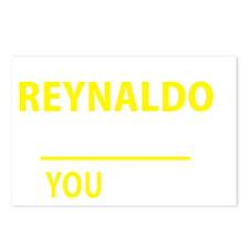 Cute Reynaldo's Postcards (Package of 8)
